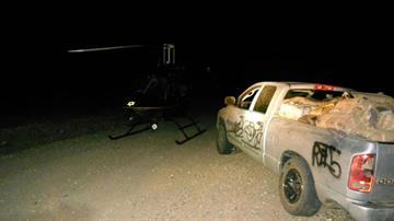 Maricopa County sheriff's deputies seized nearly 2,000 pounds of marijuana and recovered two stolen vehicles near Gila Bend. By Jennifer Thomas