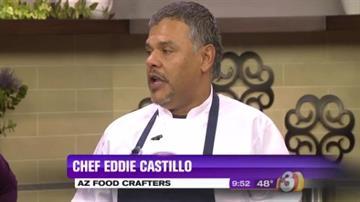 Chef Eddie Castillo of AZ Food Crafters By Content Creator