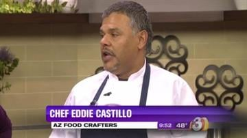 Chef Eddie Castillo of AZ Food Crafters By Content Creator