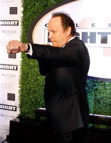 PHOENIX, AZ - MARCH 23: Comedian Billy Crystal attends Muhammad Ali's Celebrity Fight Night XIX at JW Marriott Desert Ridge Resort & Spa on March 23, 2013 in Phoenix, Arizona.  (Photo by Mike Moore/Getty Images) By Mike Moore