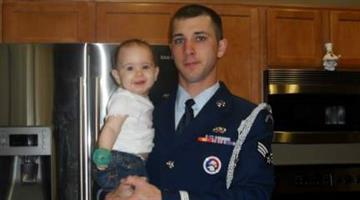 Staff Sgt. Matthew Dennison By Catherine Holland