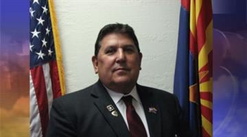Joey Strickland, former director of Arizona Department of Veterans' Services By Mike Gertzman