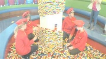 Six lucky kids were announced as winners in the national Junior Concierge contest for North America's first LEGOLAND hotel. By Content Creator