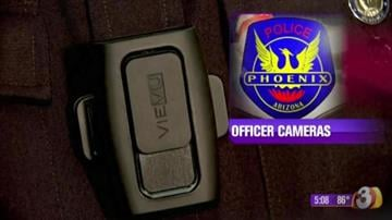 According to the Phoenix Police Department, the program will attempt to determine if the cameras enhance officers' ability to conduct investigations. By Content Creator