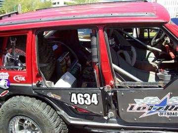 Matthew Salyers was among hundreds of car fanatics at the Cruise on Central Car Show. His jeep attracted attention for both its look and the way it was displayed. By Andrew Michalscheck
