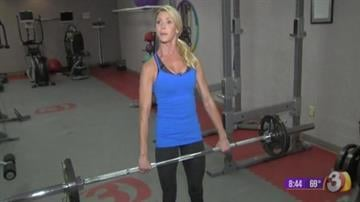 Deadlift - the ultimate back (and total body) exercise By Catherine Holland