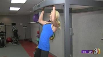 Pull Up/Lat Pull down By Catherine Holland