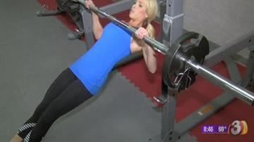 Bodyweight Row By Catherine Holland