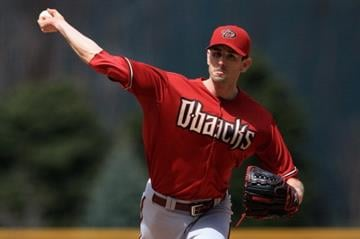 DENVER, CO - APRIL 21:  Starting pitcher Brandon McCarthy #32 of the Arizona Diamondbacks delivers against the Colorado Rockies at Coors Field on April 21, 2013 in Denver, Colorado.  (Photo by Doug Pensinger/Getty Images) By Doug Pensinger