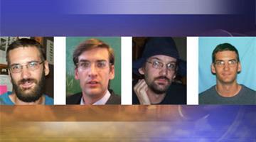 Photos of Eric Justin Toth, aka David Bussone, taken between 2006 and 2009 By Jennifer Thomas