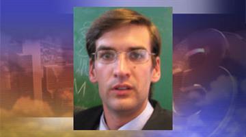 Photograph of Eric Justin Toth taken circa 2008 By Jennifer Thomas