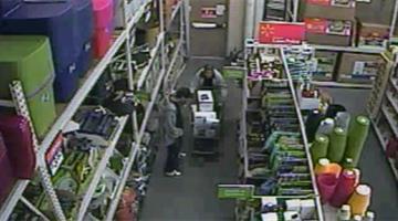 Photo from surveillance video By Jennifer Thomas