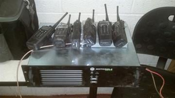 Two-way radios seized by the West Desert Task Force By Jennifer Thomas