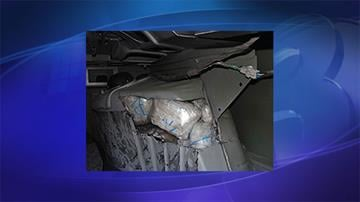 U.S. Customs and Border Protection officers assigned to the Port of San Luis locate more than 22 pounds of methamphetamine inside hidden compartments within smuggling vehicle. By Jennifer Thomas