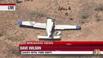 Four people were killed in a midair collision Friday morning. By Jennifer Thomas