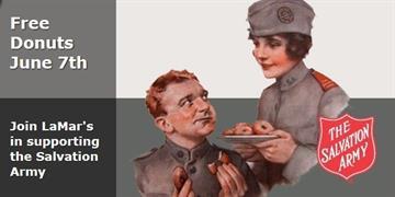 Celebrate National Donut Day By Ashley Carter