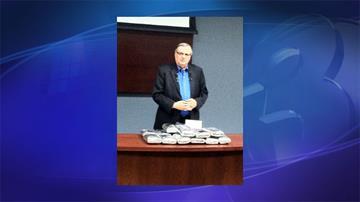 Maricopa County sheriff's deputies seized 51 pounds of methamphetamine from a house in west Phoenix. By Jennifer Thomas