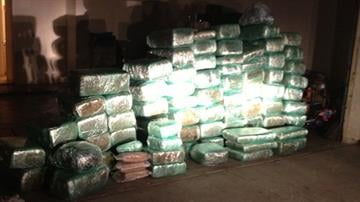 Maricopa County sheriff's deputies found 3,000 pounds of marijuana at a west Phoenix home. By Jennifer Thomas