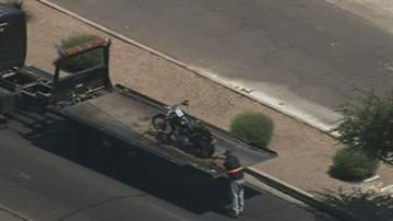 Hit-and-run near 27th Avenue and Camelback Road in Phoenix By Jennifer Thomas