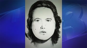 Composite sketch of unidentified homicide victim By Mike Gertzman