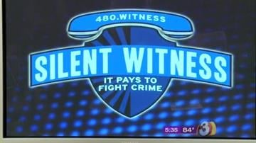 Silent Witness By Catherine Holland