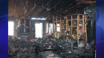 A cigarette is likely to blame for a house fire in Glendale. By Jennifer Thomas