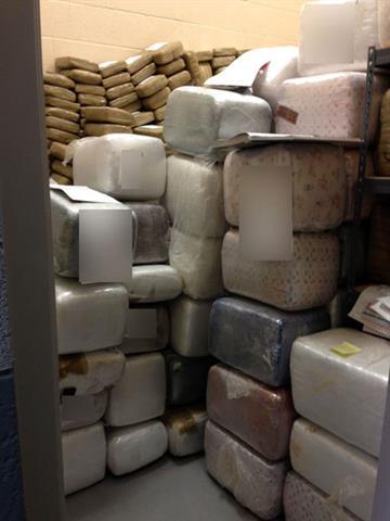 Nearly 5,200 pounds of marijuana By Jennifer Thomas