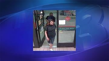 Diamond Shamrock armed robbery suspects By Jennifer Thomas