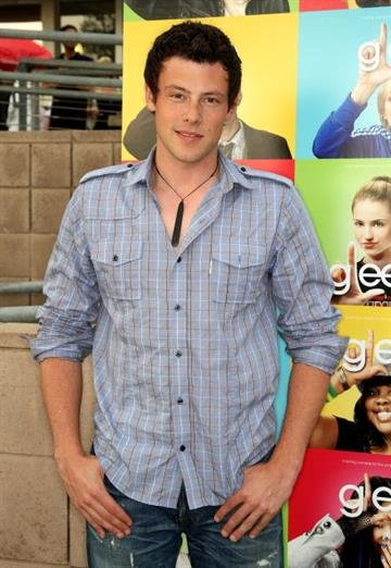 """SANTA MONICA, CA - MAY 11: Actor Corey Monteith attends the screening of """"Glee"""" at the Santa Monica High School Amphitheater on May 11, 2009 in Santa Monica, California.  (Photo by Frederick M. Brown/Getty Images) By Frederick M. Brown"""