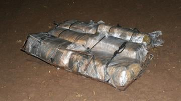 U.S. Border Patrol agents from Yuma Station seized 162 pounds of marijuana that had been dropped from an ultralight aircraft. By Jennifer Thomas