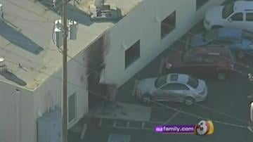 An explosion occurred at the Social Security Administration building in downtown Casa Grande By Jennifer Thomas