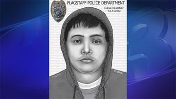 Sketch of suspect in sexual assault By Jennifer Thomas