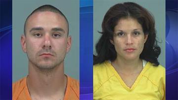 Thomas Duke, 26, of Tucson;Desiree Romero, 28, of Sierra Vista By Mike Gertzman