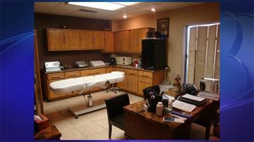 Gustavo Nunez's surgery room By Jennifer Thomas