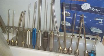 Liposuction needles found in Gustavo Nunez's office By Jennifer Thomas