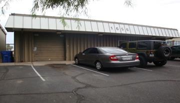 Entrance to NuTec International LLC in Tucson By Jennifer Thomas