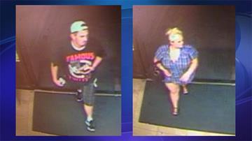 Suspects caught on surveillance video By Jennifer Thomas