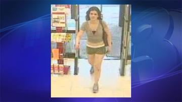Peoria police said this woman caught on surveillance video may be able to provide information related to a series of thefts from gym lockers. By Jennifer Thomas