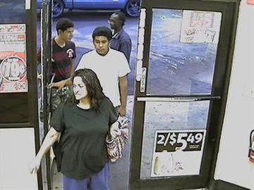 Female suspect in convenience store theft By Jennifer Thomas