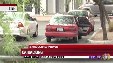 Gilbert carjacking By Jennifer Thomas