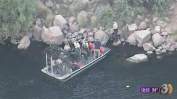 Sheriff's deputies recovered the body of a 17-year-old boy who drowned in the lower Salt River. By Jennifer Thomas