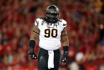 All-American DT Will Sutton By Christian Petersen