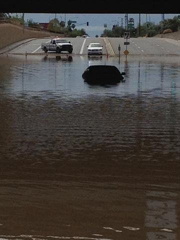 I-17 and Greenway Road By Mike Gertzman