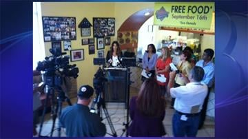 "Federico's locations will host a ""Come Back, On Us"" free food day on Sept. 16. By Jennifer Thomas"