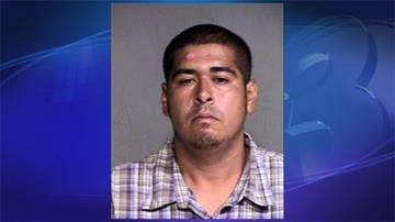 Gustavo Hernandez was booked in July for allegedly inhaling toxic vapors. By Jennifer Thomas
