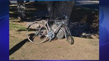 A bicyclist was seriously injured in a hit-and-run crash in Tempe. By Jennifer Thomas