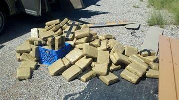 Narcotics seized at State Route 80 checkpoint By Erin Kennedy