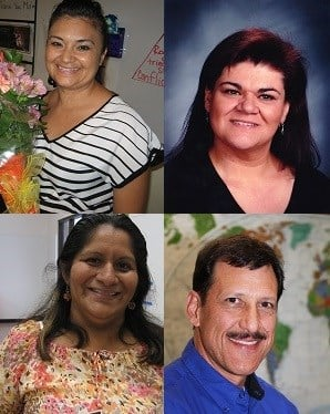 Congratulations to the 2013 Recipients of the 15th Annual Esperanza Latino Teacher Award! By Ashley Carter