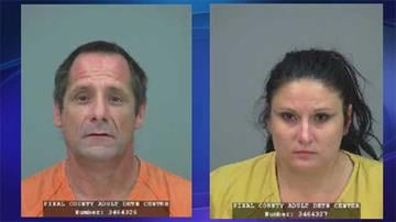 Richard Colby, 45, and Janelle Mancuso, 37 By Mike Gertzman