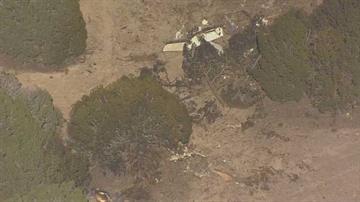 Paulden plane crash By Mike Gertzman